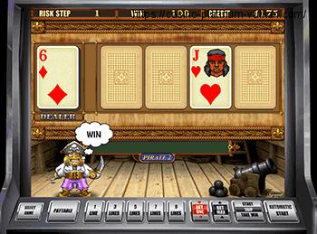 Игровой онлайн автомат Pirate 2