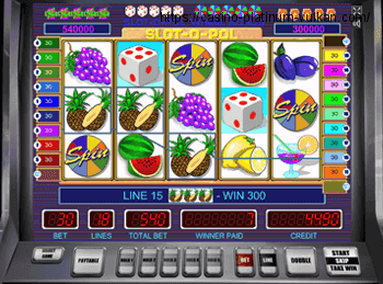 Онлайн аппарат Slot-o-Pol